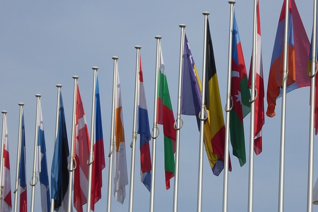 flagi panstw