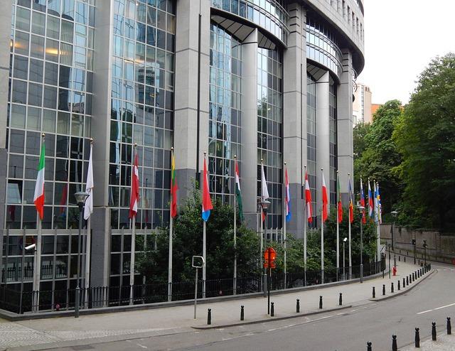 flagi parlament