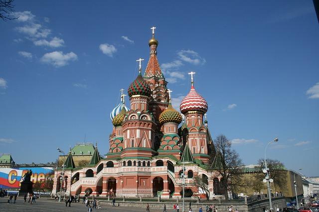 kreml rosja