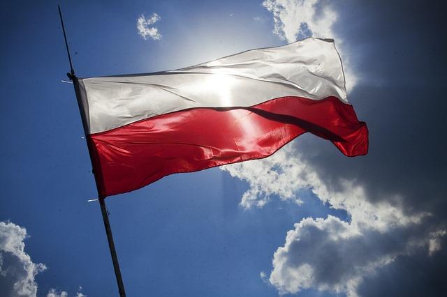 polska flaga bandera